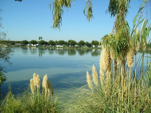 Lake Minden Camping Resort Garden Home 3, Sutter
