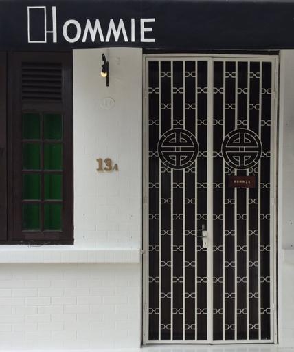 Hommie 1934, Pulau Penang