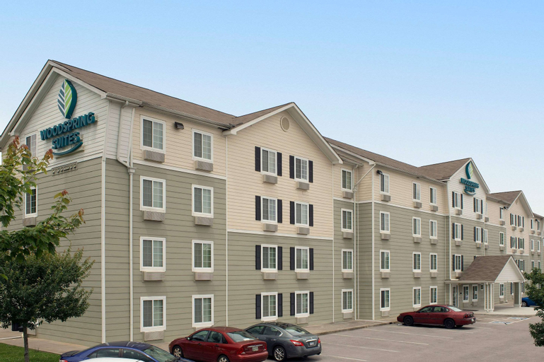WoodSpring Suites Knoxville Airport, Blount