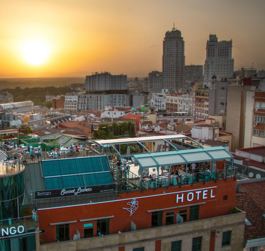 Hotel Santo Domingo, Madrid