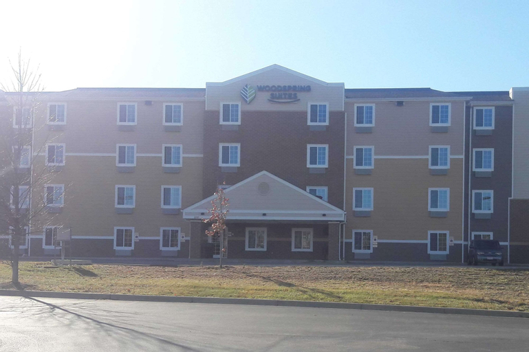 Woodspring Suites Dayton South, Montgomery