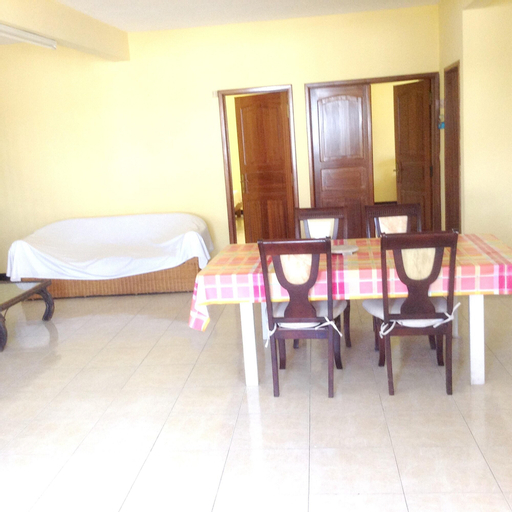 Apartment With 2 Bedrooms in Trou aux Biches, With Furnished Garden and Wifi - 200 m From the Beach,