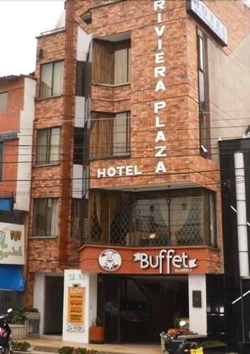 Hotel Riviera Plaza, Bucaramanga