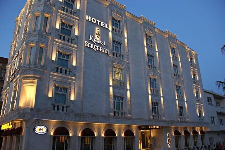 Kasri Sercehan Hotel, Merkez