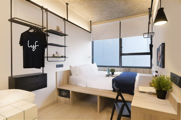 lyf Funan Singapore by Ascott (SG Clean), Orchard