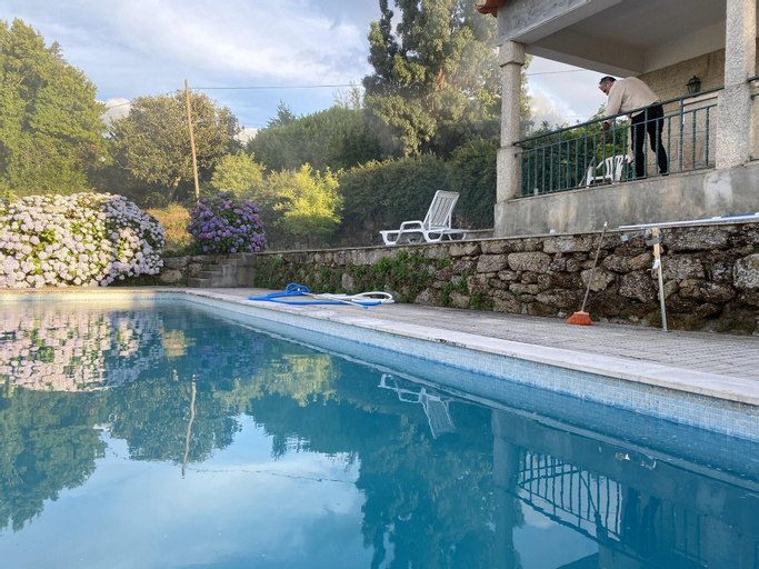 Villa With 6 Bedrooms in Mogadouro, With Private Pool, Terrace and Wifi, Celorico da Beira