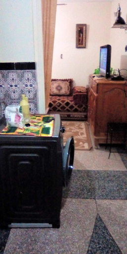 Apartment With 2 Bedrooms in Oujda, With Wonderful City View, Furnished Garden and Wifi, Oujda Angad