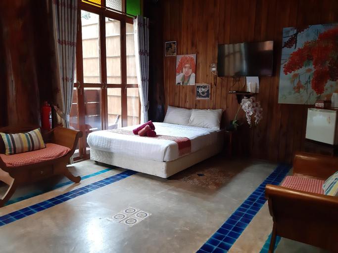 Nan De Panna Riverside Homestay, K. Phu Pieng