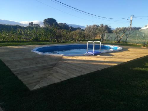 House with 2 bedrooms in Monchique with shared pool furnished garden and WiFi 15 km from the beach, Monchique