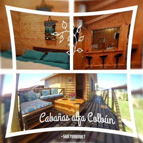 Cabanas Alfa Colbun Machicura, Linares