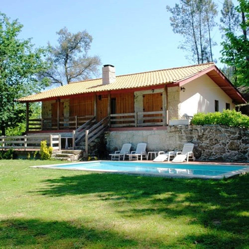 Villa With 3 Bedrooms in Vieira do Minho, With Wonderful Mountain View, Private Pool and Enclosed Garden, Vieira do Minho