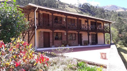 Hosteria Pircapamba, Alausí