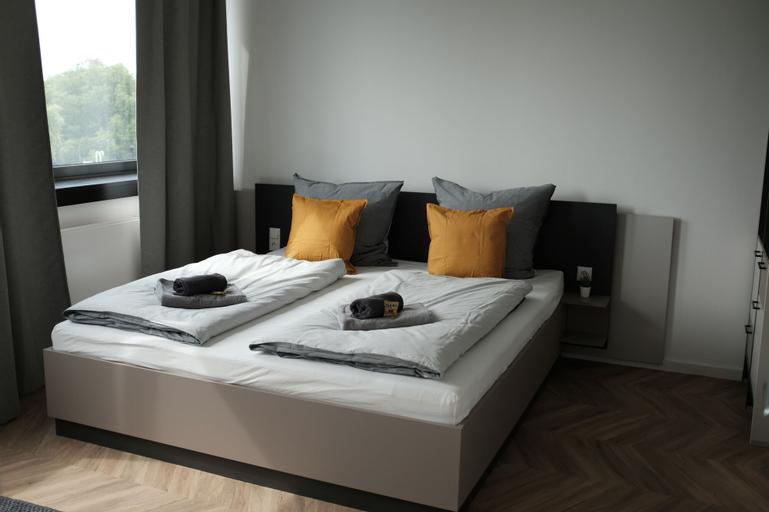 aparthotel glück auf Düppelstrasse, Oberhausen