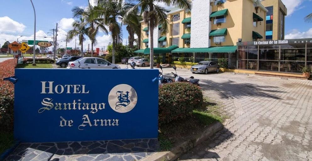 Hotel Santiago de Arma, Rionegro