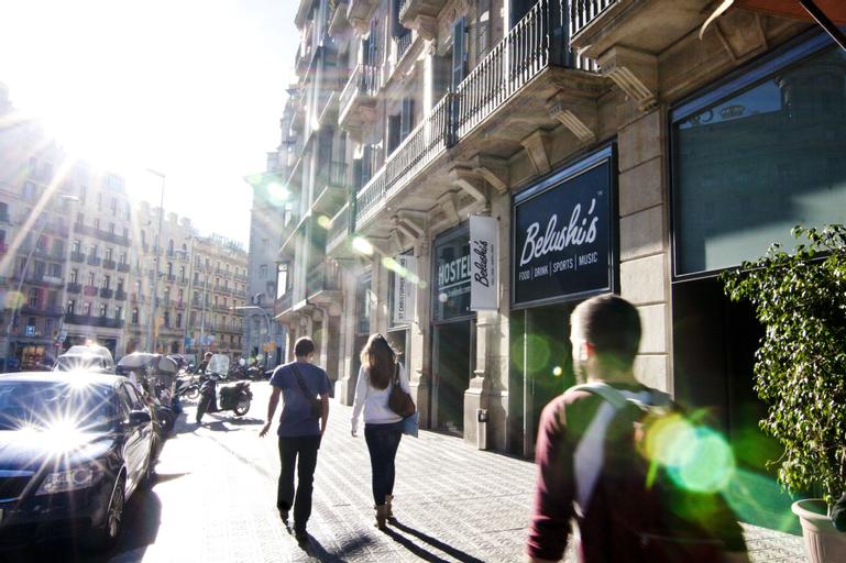 Hostel St Christophers Inn Barcelona, Barcelona