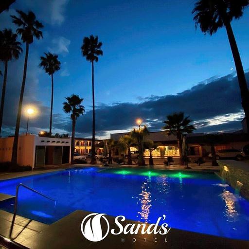 Hotel Sand's San Luis Potosí, San Luis Potosí
