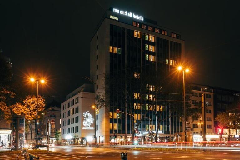 me and all hotel duesseldorf, Düsseldorf