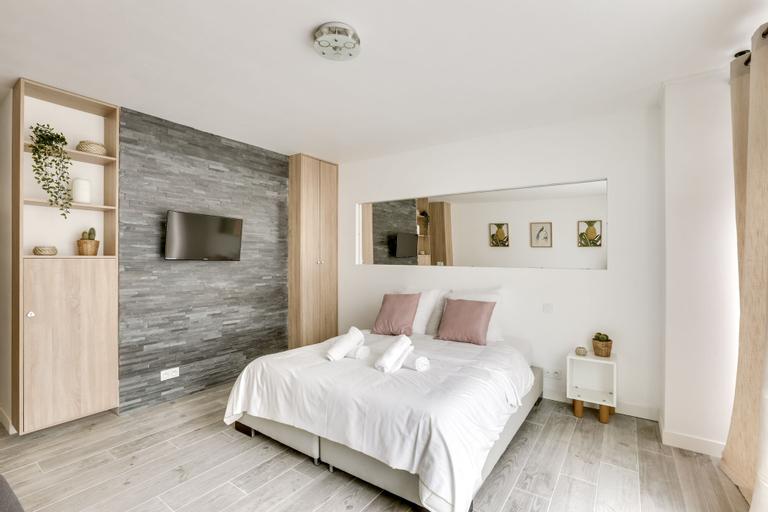 Appartement spacieux au cœur du 13ème, Paris