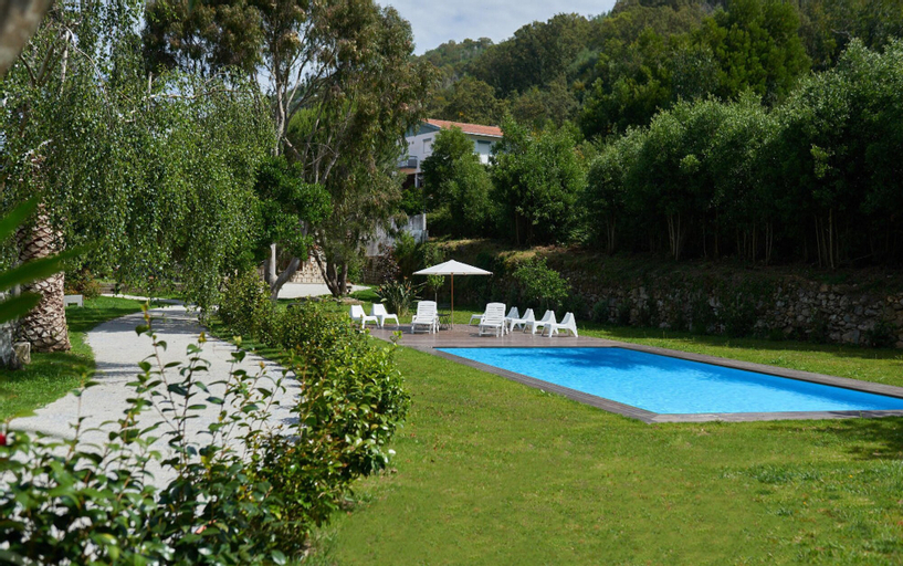 Villa With 9 Bedrooms in Cristelo, With Wonderful sea View, Private Pool, Enclosed Garden - 2 km From the Beach, Caminha