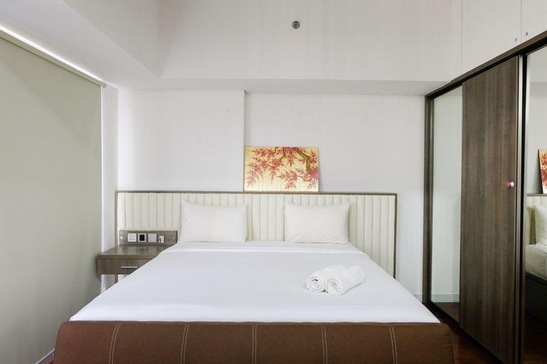Comfy Studio at Casa De Parco Apartment By Travelio, Tangerang Selatan