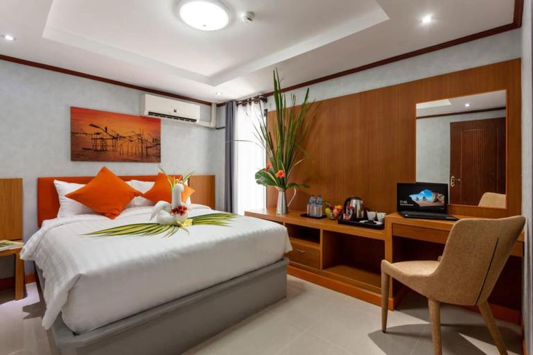 7 days Premium Hotel Bangna, Bang Bo