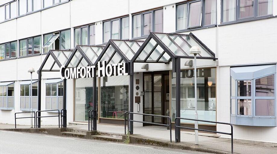 Comfort Hotel Floro, Flora