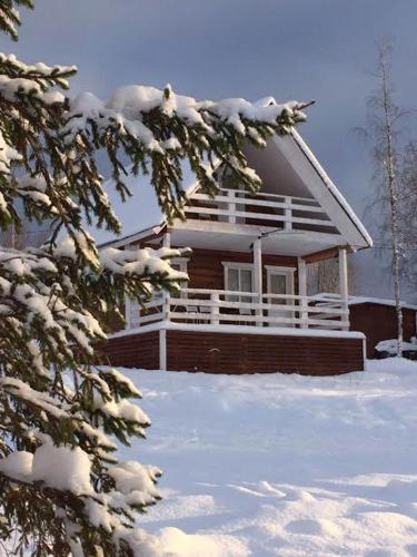 Uksovo Cottages, Podporozhskiy rayon