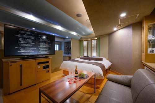 Water Hotel Mw (Love Hotel), Saitama