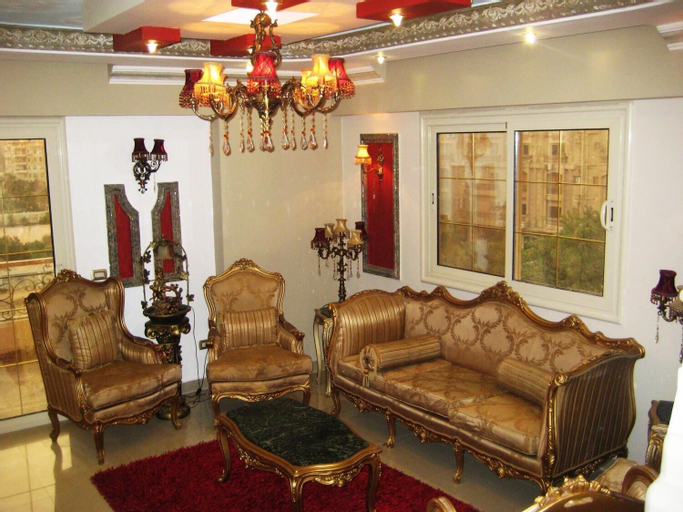 Fully furnished luxury apartment, Nasr City 1