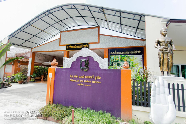 Phiphu Art and Gallery Boutique, Muang Sukhothai