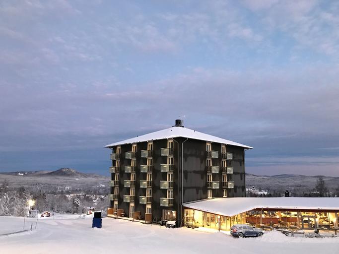 Bergshotellet, Ljusdal