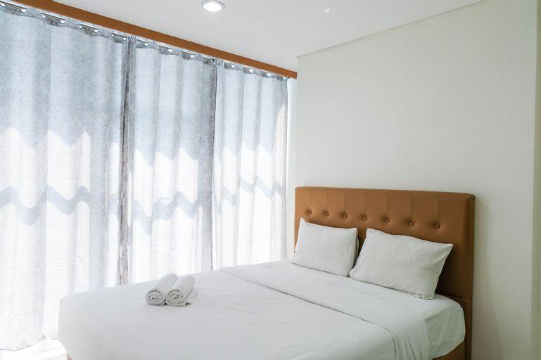 Modern and Cozy 1BR Brooklyn Alam Sutera Apartment, Tangerang Selatan