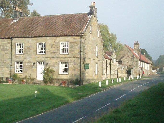 Burnley House, North Yorkshire