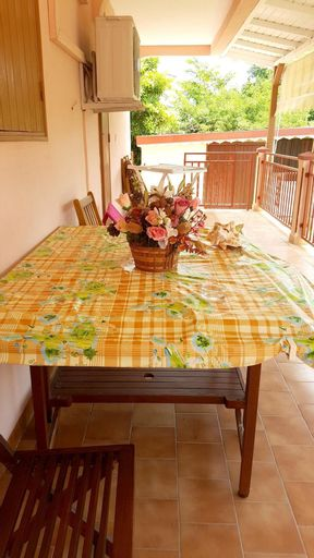 Apartment With 2 Bedrooms in Mare Gailard, With Enclosed Garden and Wi, Le Gosier