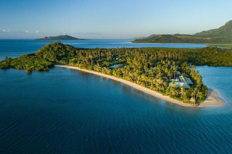 Nukubati Private Island Great Sea Reef, Macuata