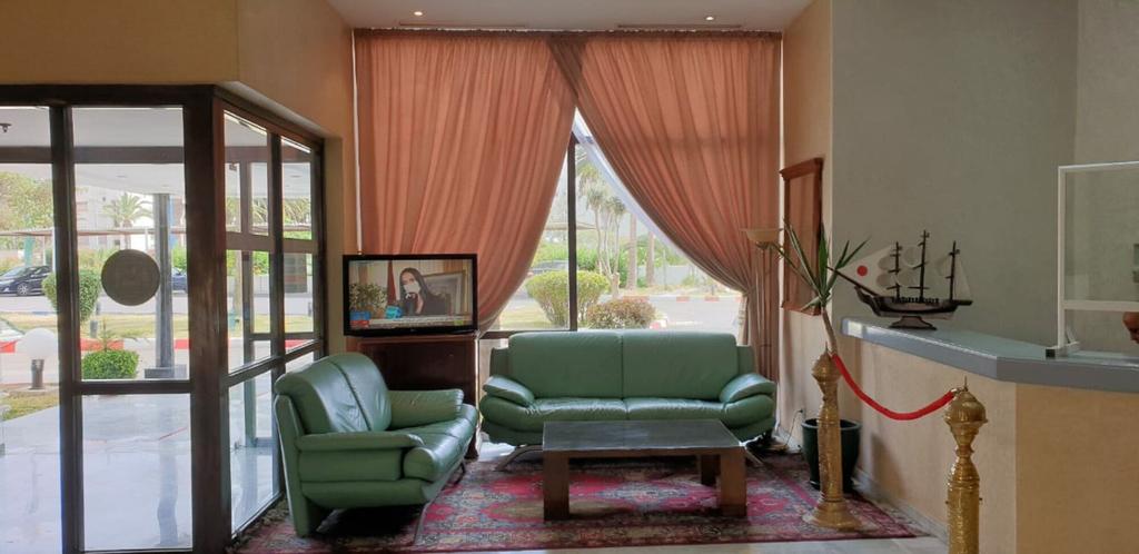 Hôtel Farah Safi, Safi