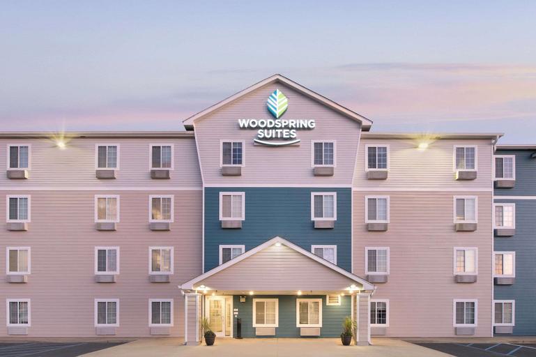 Woodspring Suites Columbus Fort Benning Bldg. 1, Muscogee