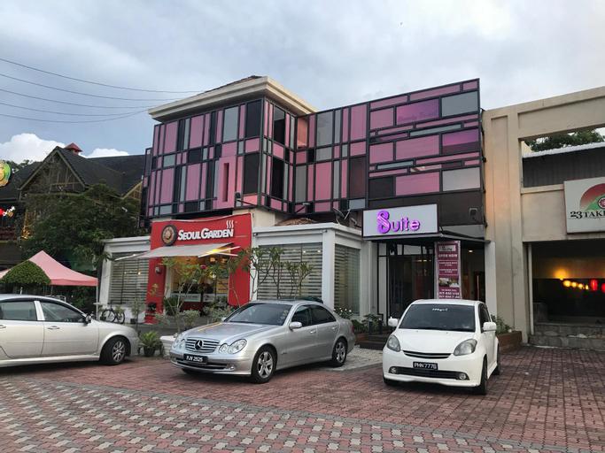 Suite Auto City, 2 Bedrooms, Seberang Perai Tengah