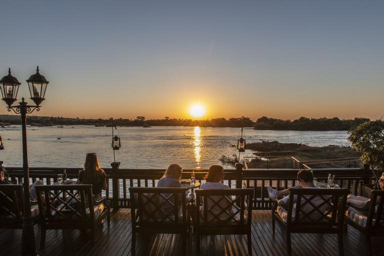 Royal Livingstone Victoria Falls Zambia Hotel by Anantara, Livingstone