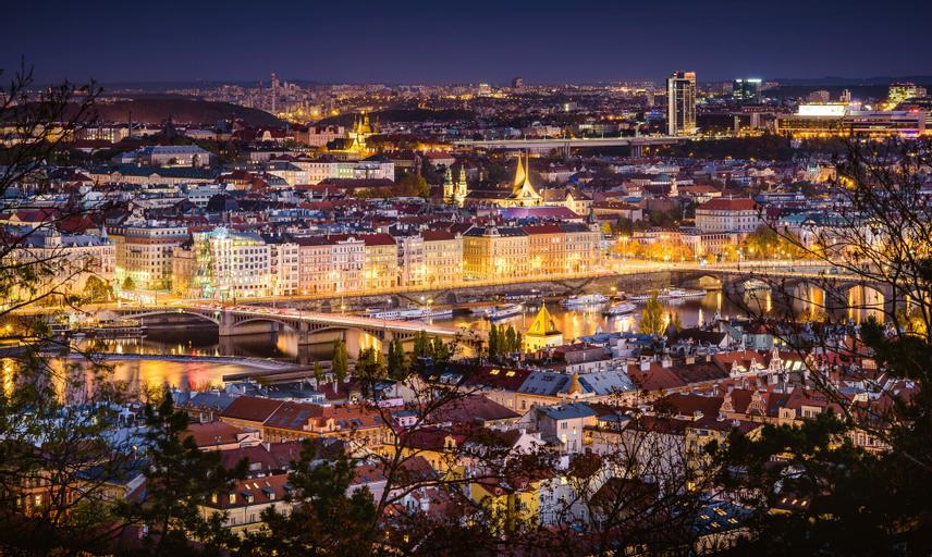 Dancing House Hotel, Praha 5