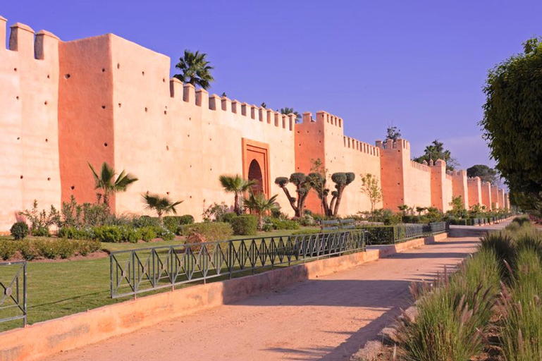 Apartment With 2 Bedrooms in Casablanca, With Wonderful Lake View and Enclosed Garden, Casablanca