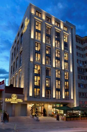 Kahya Hotel Ankara, Çankaya