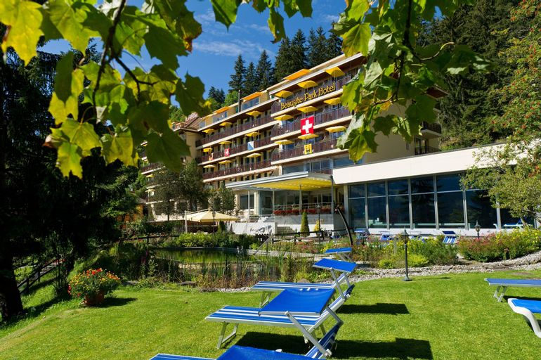 Beausite Park Hotel, Interlaken