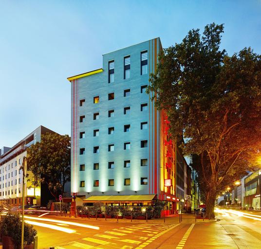 25hours Hotel The Goldman, Frankfurt am Main