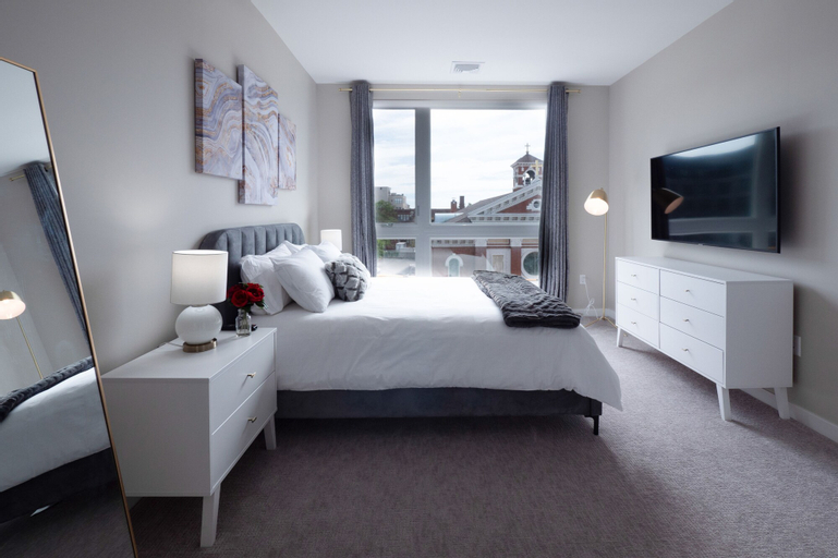 Luxury Furnished Apartments by Hyatus Downtown at Yale, New Haven