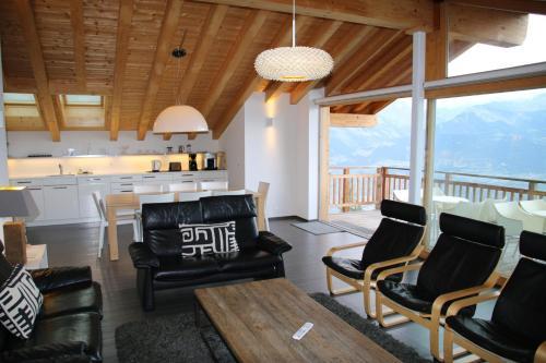 Ski Paradise MOUNTAIN & LUXE apartments, Sion