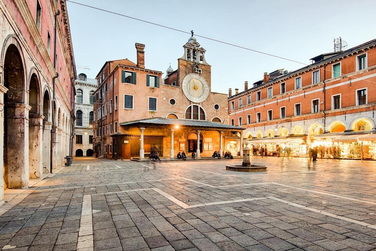Maurice, Venezia