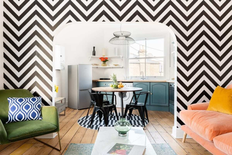 The Peckham Rye Escape - Modern & Bright 2BDR Flat surrounded by Parks, London