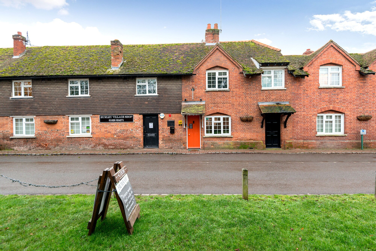 Crazy Fox Hurley Boutique Bed & Breakfast, Windsor and Maidenhead