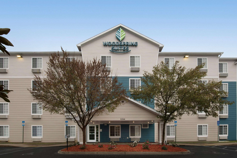 WoodSpring Suites Tallahassee Northwest, Leon